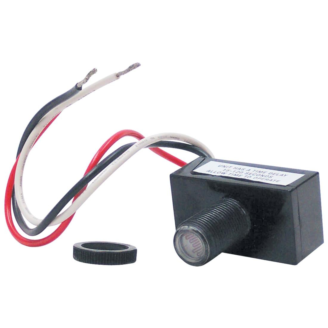 wiring diagram for 208 volt photocell wiring image precision t 368 fixed nipple photocell 3000 watt maximum 208v 277v on wiring diagram for 208