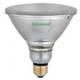 Sylvania 39 Watt PAR38 Halogen 2850K 130V Medium (E26) Base Narrow Flood Bulb (39PAR38HAL/NFL25/130V)