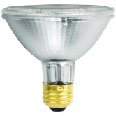 Philips 55 Watt PAR30S Short Neck Halogen 2760K 120V Medium (E26) Base IRC Coated Flood Bulb (55PAR30S/IRC+/FL25/120V)