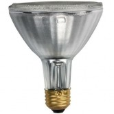 Sylvania 39 Watt PAR30 Long Neck Halogen 2850K 130V Medium (E26) Base Narrow Flood Bulb (39PAR30LN/HAL/NFL25 130V)