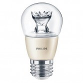 Philips 7 Watt A15 LED 2700K-2200K 120V 450 Lumen 80 CRI Medium (E26) Base Clear Dimmable Bulb (7A15/LED/827-22/E26/DIM 120V)