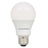 Sylvania 12 Watt A19 LED 2700K 120V 1100 Lumen 80 CRI Medium (E26) Base Frosted Bulb (LED12A19F82710YVRP)