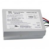 Electronic Ballast for 1 Metal Halide 100 Watt M90 Lamp Operated at 120V/277V (M10012-27CK-5EU-J)