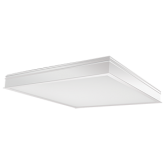 RAB 41 Watt Dimmable LED 2x2 Troffer For 120 To 277 Volt (PANEL2X2-41N/D10)