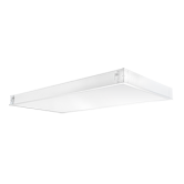 RAB 59 Watt Dimmable LED 2x4 Troffer For 120 To 277 Volt (PANEL2X4-59N/D10)