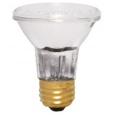 Satco 39 Watt PAR20 Halogen 2900K 120V Medium (E26) Base Frosted Flood Bulb (39PAR20/HAL/FL120)