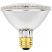53 Watt PAR30 Short Neck Halogen 2900K 120V Medium (E26) Base Narrow Flood Bulb (53PAR30/HAL/NFL120)