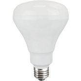 TCP 12 Watt BR30 LED 2400K 120V 850 Lumen 82 CRI Medium (E26) Base Dimmable Bulb (LED12BR30D24K)