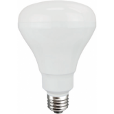 TCP 12 Watt BR30 LED 3000K 120V 875 Lumen 82 CRI Medium (E26) Base Dimmable Bulb (LED12BR30D30K)