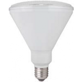17 Watt 2400K Medium (E26) Base Dimmable LED PAR38 25 Degree LED Bulb (LED17P38D24KNFL)