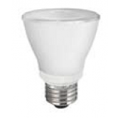 8 Watt 2700K Medium (E26) Base Dimmable LED PAR20 40 Degree LED Bulb (LED8P20D27KFL)