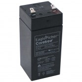 4V 4.5Ah Backup Battery for Emergency/Exit Fixtures (PS-445)