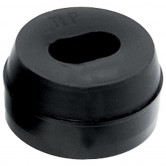 Black End Cap for T5 Tube Guard (T5END/CAP)