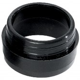 Black End Cap for T8 Tube Guard (T8END/CAP)