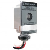 Precision 120V Fixed Nipple Photocell - 3000 Watt Max (T-30)