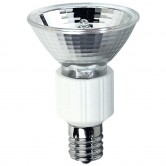 75 Watt MR16 Halogen 3000K 120V Intermediate (E17) Base Open Bulb - FSB (FSB)