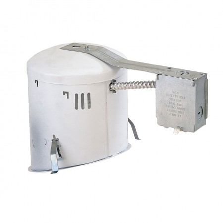 """Nora NHR-926Q 6"""" IC Rated Airtight Slope Recessed Can"""