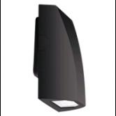RAB 26 Watt LED Full Cutoff Wallpack - 5100K 120V-277V 71 CRI 3516 Lumen Bronze Fixture (SLIM26)