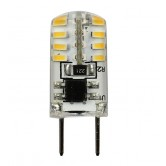 LED-G8-SHORT-120V-3K 360 Lumen 3000K LED Bipin