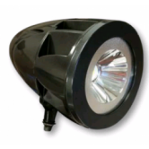 Cree 35 Watt LED Medium Floodlight - 4000K 120V-277V 70 CRI 3500 Lumen Dark Bronze Fixture - DLC Standard (C-FL-A-RDM-4L-40K-DB)