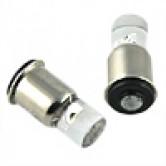 Green 6V-28V T1.75 Midget Flanged Base Miniature LED Bulb (T1.75MF/GR/6V-28V)