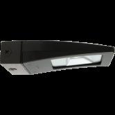 RAB 13 Watt LED Wallpack - 5000K 120V-277V 66 CRI 1064 Lumen Bronze Fixture (WPLED13)