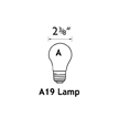 A19 Lamp