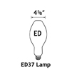 ED37 Lamp